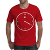 420 Clock Face Stoner Humour Weed Cannabis Pot Four Twenty Mens T-Shirt
