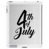4th of July Celebrate America Tablet