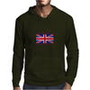 4th of July in England Mens Hoodie