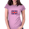 4th of July in England Womens Fitted T-Shirt
