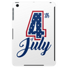 4th of July USA Big 4 Independence Day Tablet