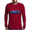 5 Turbo Mens Long Sleeve T-Shirt