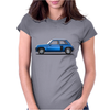 5 Turbo Womens Fitted T-Shirt