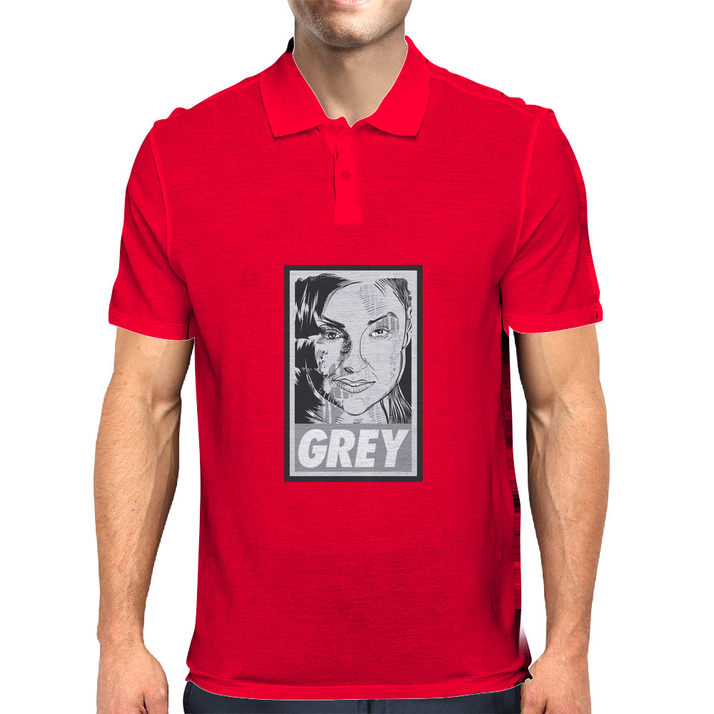 50 Shades of Sasha Grey Mens Polo