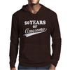 50Years of AWESOME Mens Hoodie