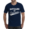 50Years of AWESOME Mens T-Shirt