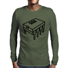 555 Timer Chip Mens Long Sleeve T-Shirt