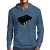 555 Timer Chip (Rendered) Mens Hoodie