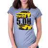 5.Oh Stang Womens Fitted T-Shirt
