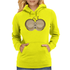 63 Chevrolet Corvette Sting Ray Womens Hoodie
