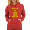 63 Years Old Manufactured in 1952 Womens Hoodie
