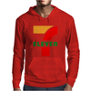 7 Eleven Gas station Awesom Mens Hoodie