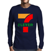 7 Eleven Gas station Awesom Mens Long Sleeve T-Shirt
