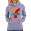 7 Eleven Gas station Awesom Womens Hoodie