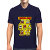 7 Menopausal Dwarfs, Ideal Gift or Birthday Present. Mens Polo