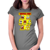 7 Menopausal Dwarfs, Ideal Gift or Birthday Present. Womens Fitted T-Shirt