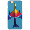 70's Ice Lolly Paint Job Hunter Fighter Jet Phone Case