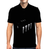741 Op Amp Chip (Rendered) Mens Polo
