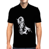 8 dragon chinese Mens Polo