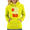 8 More Than 92 100 Womens Hoodie