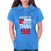 8 More Than 92 100 Womens Polo