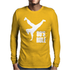 80's Rule Break Dancer Mens Long Sleeve T-Shirt