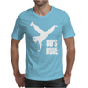 80's Rule Break Dancer Mens T-Shirt