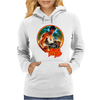 80's Stallone Classic Over the Top Movie Poster Womens Hoodie