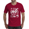 80s Survival Guide Cassette High Mens T-Shirt