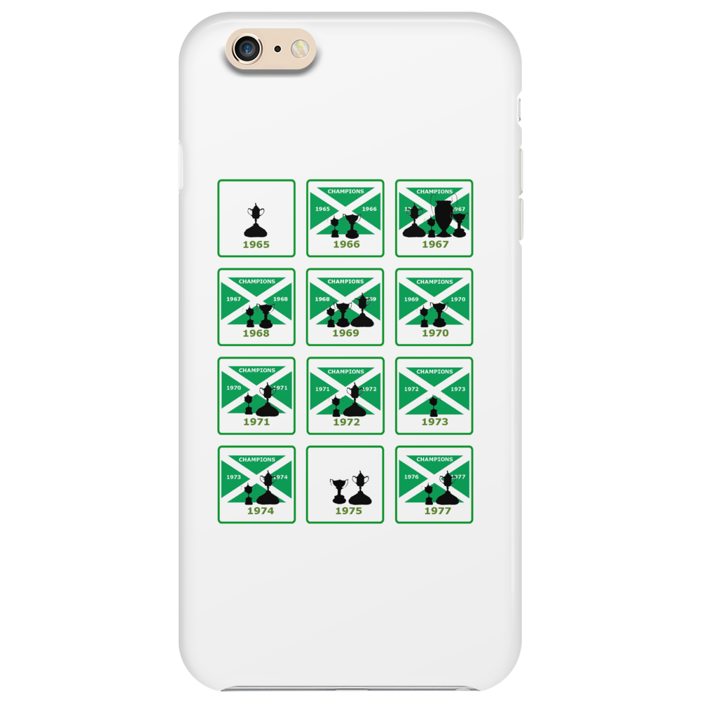9 in a row Phone Case
