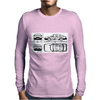 900 Saab Mens Long Sleeve T-Shirt