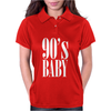 90's Baby Womens Polo