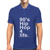 90'S HIP HOP Mens Polo