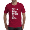 90'S HIP HOP Mens T-Shirt