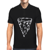 90s Pizza Slice, Mens Polo