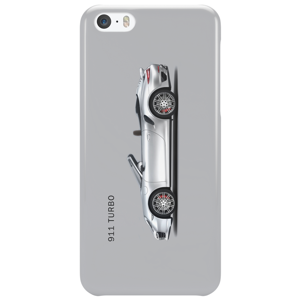 911 Turbo Phone Case