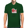 911:What is your emergency ...Ilove you, hang up no you hang up first hang up! Mens Polo