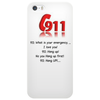 911:What is your emergency ...Ilove you, hang up no you hang up first hang up! Phone Case