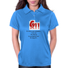 911:What is your emergency ...Ilove you, hang up no you hang up first hang up! Womens Polo