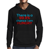 99% CHANCE HUNGRY Mens Hoodie