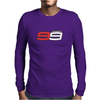#99 Jorge Lorenzo Mens Long Sleeve T-Shirt