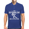 99 PROBLEMS STITCH Mens Polo