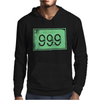 999 Punk Damned Buzzcocks Mens Hoodie