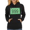 999 Punk Damned Buzzcocks Womens Hoodie