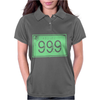 999 Punk Damned Buzzcocks Womens Polo