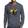 A Bear in its Free Time Mens Hoodie