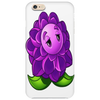 A Beautiful Violet Lotus Flower Phone Case