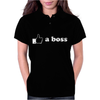 A Boss-Hand Sign Womens Polo