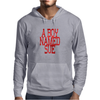 a boy name sue funny movie Mens Hoodie