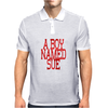 a boy name sue funny movie Mens Polo